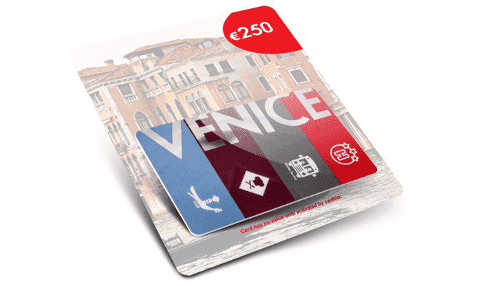 Carte plastiche Gift Card con supporto